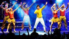 Netinho em 2012 no palco do seu show no Festival de Verão Salvador em Salvador/BA.