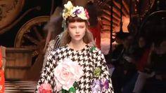 Dolce&Gabbana, MFW 2016,