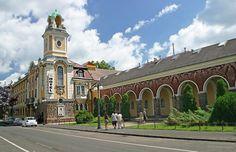 Tisza szálló Szolnok My Town, Homeland, San Francisco Ferry, Cities, Buildings, Google, Travel, City Landscape, Budapest
