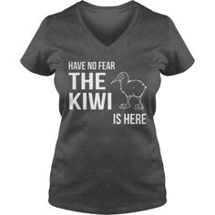 HAVE NO FEAR THE KIWI IS HERE