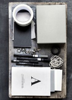 Styling, grey scale, beautiful