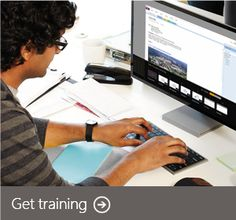 Free training - Microsoft Office (Word, Excel, Powerpoint, etc.)