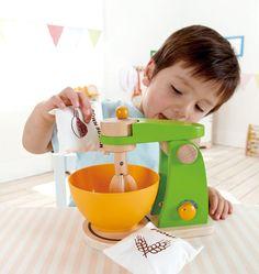Hape Toys Mixer - Play Matters! #LISHolidays #GiftGuide