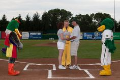 Pre-Game Vow Renewal!