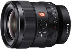 There is always many products on sae upto - Sony E-mount FE GM Full Frame Wide-angle Prime Lens Black - Super Shop Sony Camera, Camera Gear, Bokeh, Mini System, Full Frame Camera, Sony E Mount, Prime Lens, Crisp Image, Fotografia
