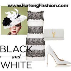 """St Leger Fashion"" by furlongfashion on Polyvore Doncaster St Leger Horse Racing Fashion Furlong Fashion  www.furlongfashion.com"