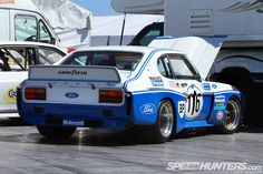 Mk1 Capri  Speedhunters.com