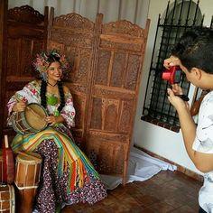 Dentro de todas las cosas  que  le tengo  que dar gracias a Dios, es por  darme  el talento de desarrollarme  en muchas cosas entre ellas  la fotografía y el querer  tanto al folklore de mi  hermoso pais PANAMA  gracias a las personas que confían en mi trabajo.