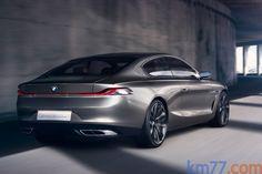 BMW Pininfarina Gran Lusso Coupe prototipo Coupé Exterior Posterior-Lateral 3 puertas