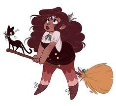 doooodles! ✨ . . . . . #witch #instaart #instaartist #artoninstagram #artistsoninstagram #art  #artist #characterdesign