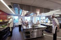 Designing Kitchens for Future Chefs - Behind the Scenes of the new Institute of Culinary Education