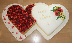 Hochzeitskuchen für Elke und Frank by Monivari, via Flickr