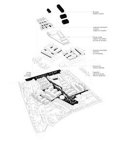 Ecoquartier - Caudéran : Nicolas Reymond Architecture & Urbanisme
