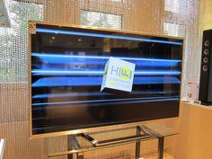 """LG 84 Zoll Fernseher mit vierfacher Full-HD-AuflösungDen unglaublichen 84"""" QuadHD (4K-Kinoaufllösung) von LG wie in der Presse mit Begeisterung berichtet - wir haben ihn!"""