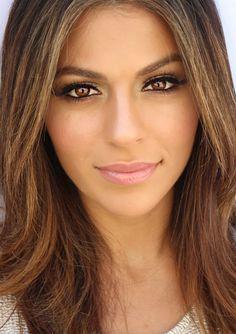 Natural Makeup For Wedding Guest : Wedding Makeup Looks Brown Eyes - Makeup Vidalondon