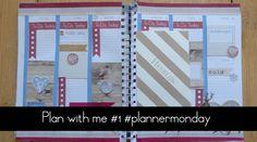 Mijn eerste Plan with You video is een feit. Ik laat jullie in deze video zien hoe ik mijn planner decoreer.