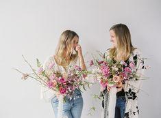 floral workshop san diego. kasia from plenty of petals. sposto photo