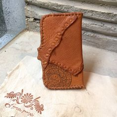 hippiebohemianGypsy Deerskin iPhone case with Turquoise