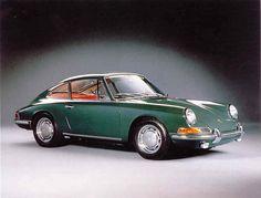 14 Jan 2016 | Design do Dia | Porsche 911, 1964. | Design: Erwin Kowenda e Ferdinand Alexander Porsche. | Versão Clássica Original.