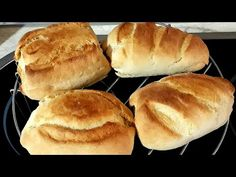 Baguette, Chilean Recipes, Types Of Bread, Empanadas, Time To Eat, Sin Gluten, Hot Dog Buns, Scones, Bread Recipes