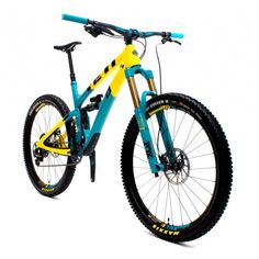 Yeti SB6C 30th Anniversary Mountain Bike 2016