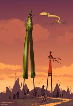 Conheça as ilustrações que inspiraram os filmes de Harry Potter