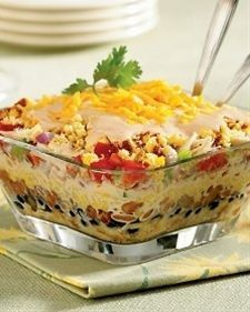Southwestern Chicken  Cornbread Salad | Martha Stewart