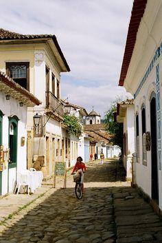 Paraty, Costa Verde - RJ, Brasil