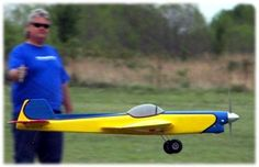 flying model airplanes