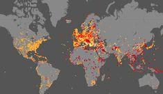 Une société néerlandaise a conçu une carte interactive mondiale mettant en évidence les lieux des batailles qui se sont déroulées pendant les quatre derniers millénaires. CitizenPost vous présente cette carte et propose un petit focus sur la France. Pim van Bree and Geert Kessels ont créé en 2011 l'entrepriseLAB1100basée à La Haye, aux Pays-Bas. Cette …