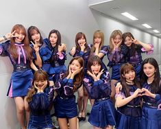 Image may contain: 12 people, people standing and indoor J Pop, Kpop Girl Groups, Kpop Girls, Suki, Gfriend Sowon, Yu Jin, Japanese Girl Group, Kim Min, Extended Play