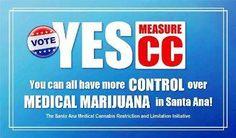 Vote Yes on Measure CC in Santa Ana on November 14