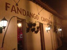Fandango in Leiden, Zuid-Holland