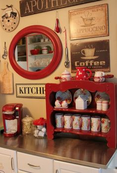cozy little house: The Less Than $50 Kitchen Redo