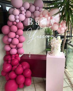 No hay descripción de la foto disponible. Candy Theme Birthday Party, Birthday Balloon Decorations, 18th Birthday Party, Birthday Balloons, Baby Shower Brunch, Baby Shower Parties, Baby Shower Themes, Baby Shower Decorations, Deco Ballon