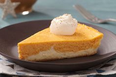 Don't even think of waiting until Thanksgiving to make this low-fat pumpkin cheesecake.  It's so delicious, you'll want to enjoy it more than just once a year.