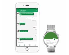 Android Wear Now Works With iPhone