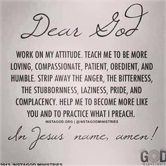 Profoundly beautiful prayer ❤️