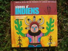 le langage des signes des indiens des plaines