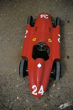 Ferrari D50 1956 Italy