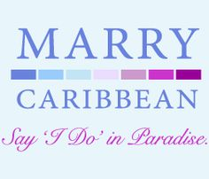 Our Featured Sponsor. MarryCaribbean.com Thank you to Jacqueline Johnson