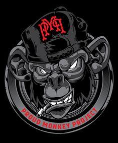 Shirt Projects Vol. 6 on Behance Badass Drawings, Art Drawings, Comic Book Layout, Graffiti Lettering, Graffiti Piece, Monkey Art, Lion Wallpaper, Graffiti Characters, Hip Hop Art