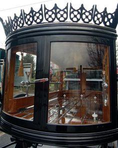 antique hearse by lesley.mariposa, via Flickr