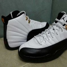 "Air Jordan XII GS ""Taxi"" – 2013 Retro"