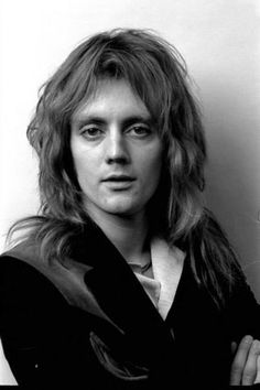 Roger Taylor by Peter Mazel
