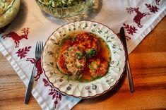 Tiroler Kaspressknödel - die vegetarische Bulette
