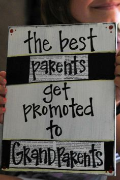 First Time Parents, What To Expect: Cute way to break the news! - Hubub