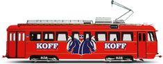 Koff - Stadilaista menoa vuodesta 1819 Helsinki Things To Do