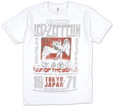 Led Zeppelin (Camisetas) Pôsters na AllPosters.com.br