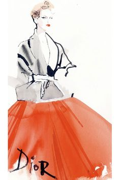 Dior 2011 Couture - David Downton